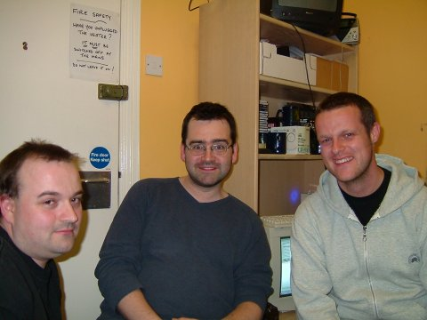 The Phoenix FM Indie Team, LOVELY chaps
